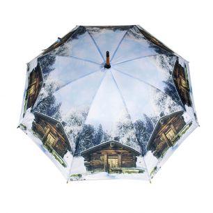 Regenschirm chalet