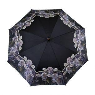 Regenschirm kalben im marstall