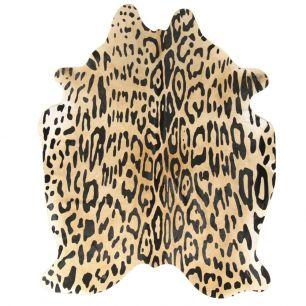 Teppich kuh jaguardruck