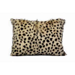 Kissen ziege gepard 30x50cm