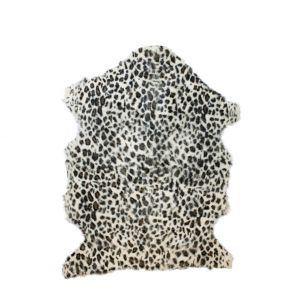 Fell ziege gepard 60x90cm